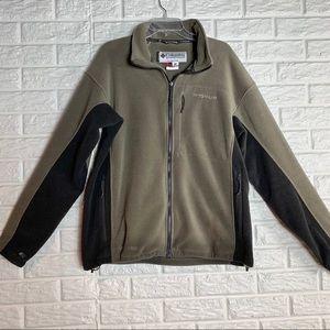 Columbia Jameson Whiskey 🥃 jacket size L